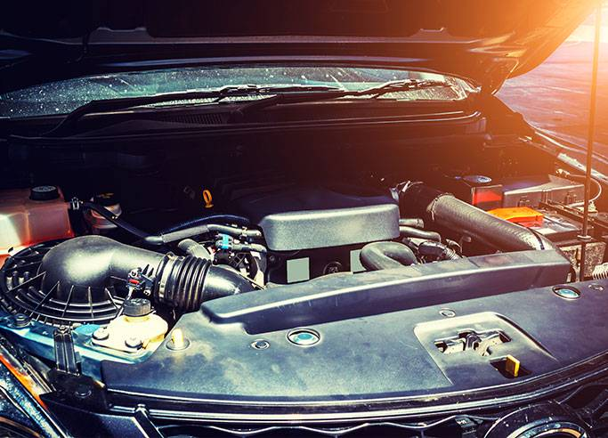 Reconditioned  Engines